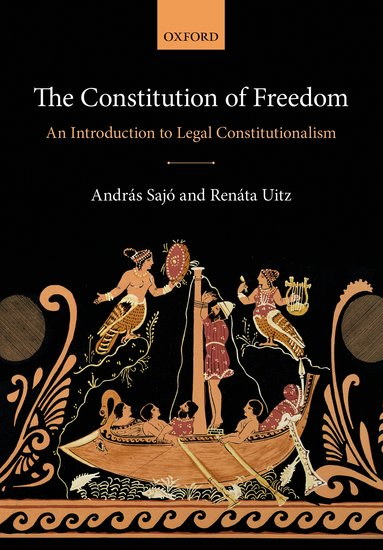 The Constitution of Freedom book cover