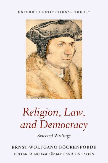 Religion, Law, and Democracy Book Cover