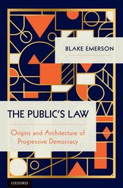 The Public's Law book cover