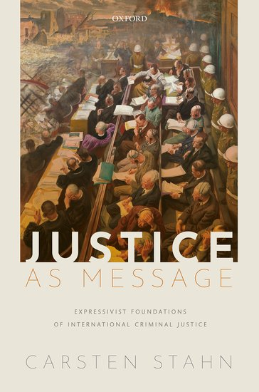 Justice as Message Book Cover