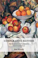 Comparative MattersThe Renaissance of Comparative Constitutional Law