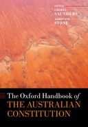 The Oxford Handbook of the Australian Constitution